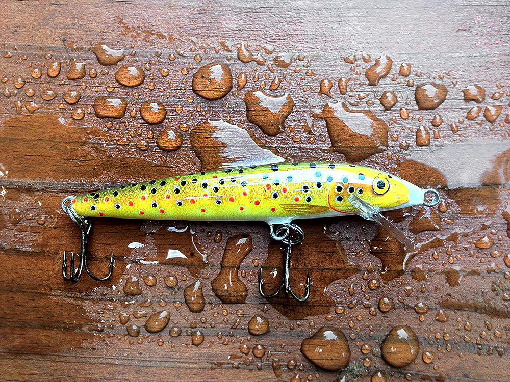 Father's Fishing Lures - Todd Roeth