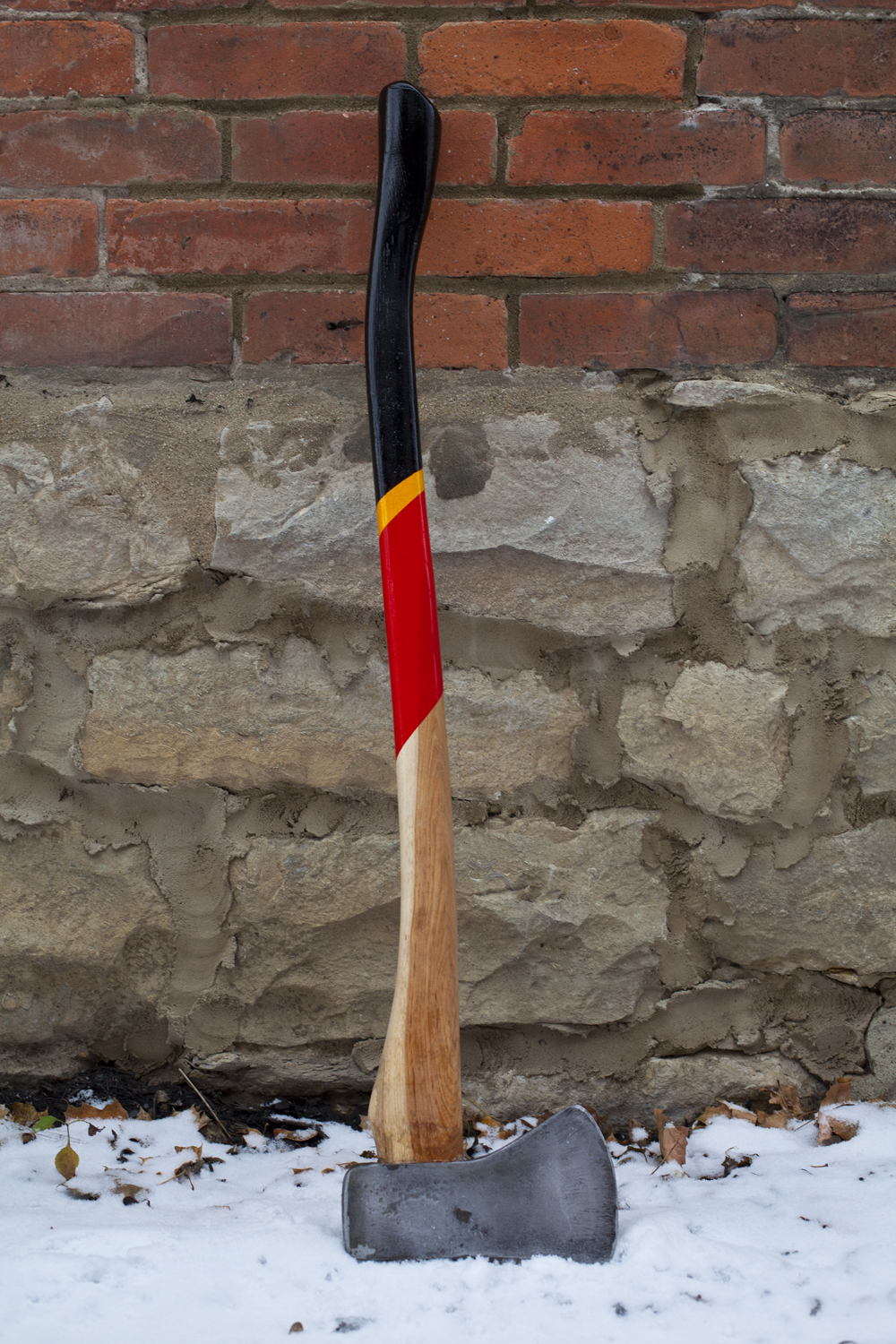 The Mohican, Restored Hudson Bay Axe - Todd Roeth