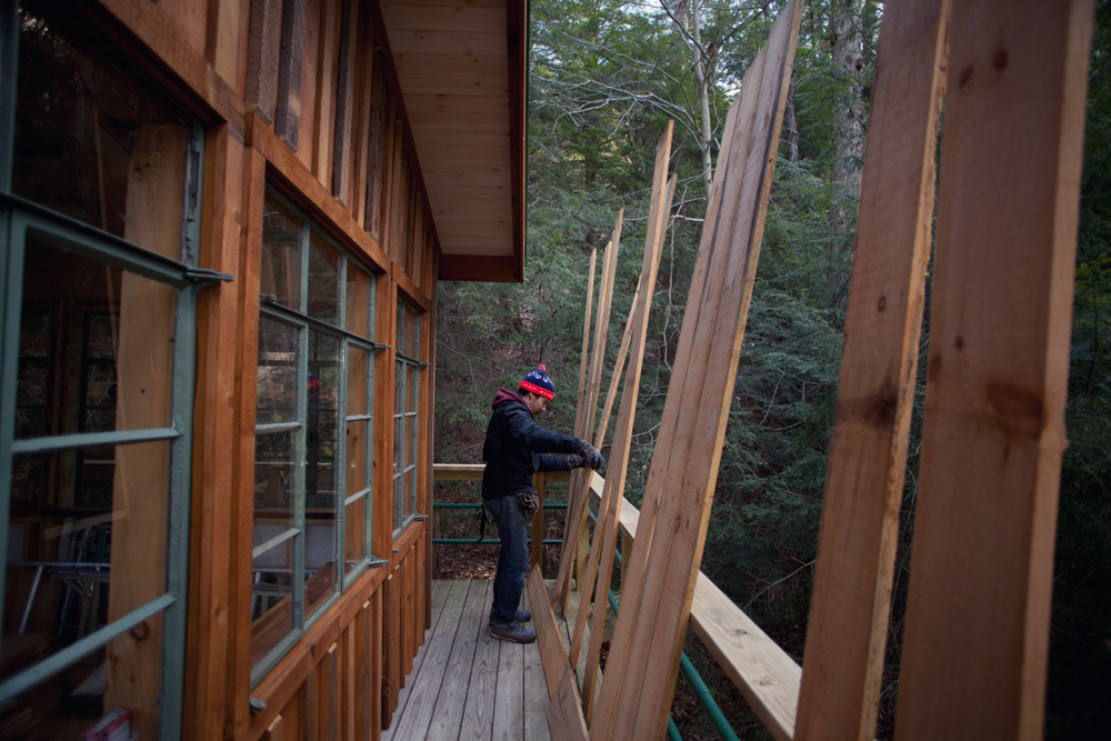 Treehouse Construction - Todd Roeth