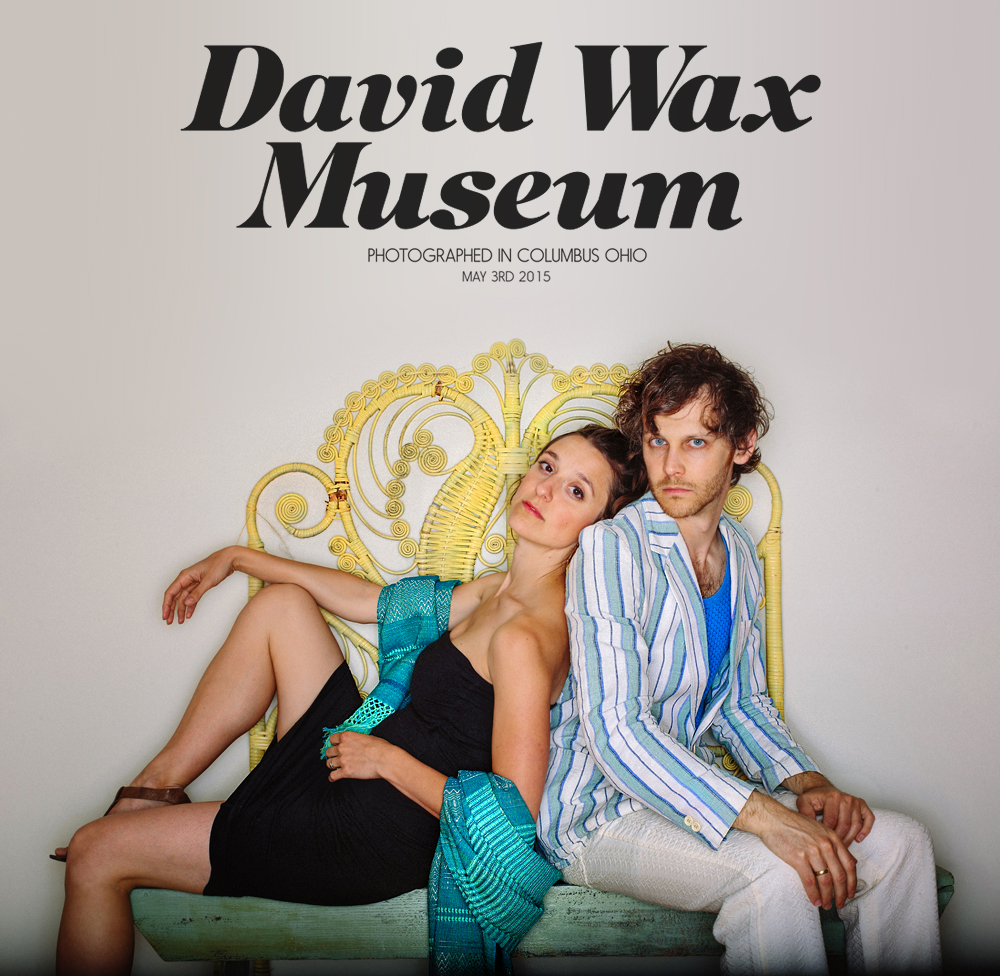 David Wax Museum  - Photo by Todd Roeth