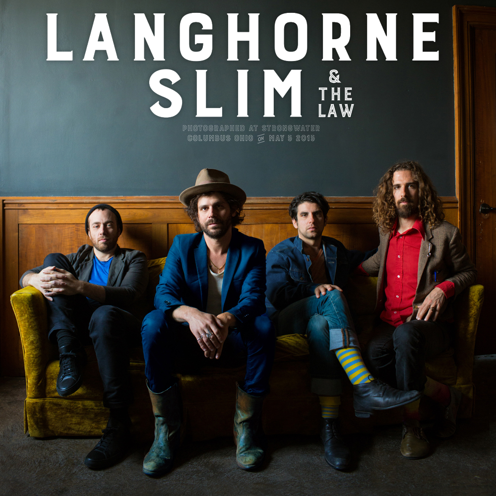 Langhorne Slim and The Law - Todd Roeth