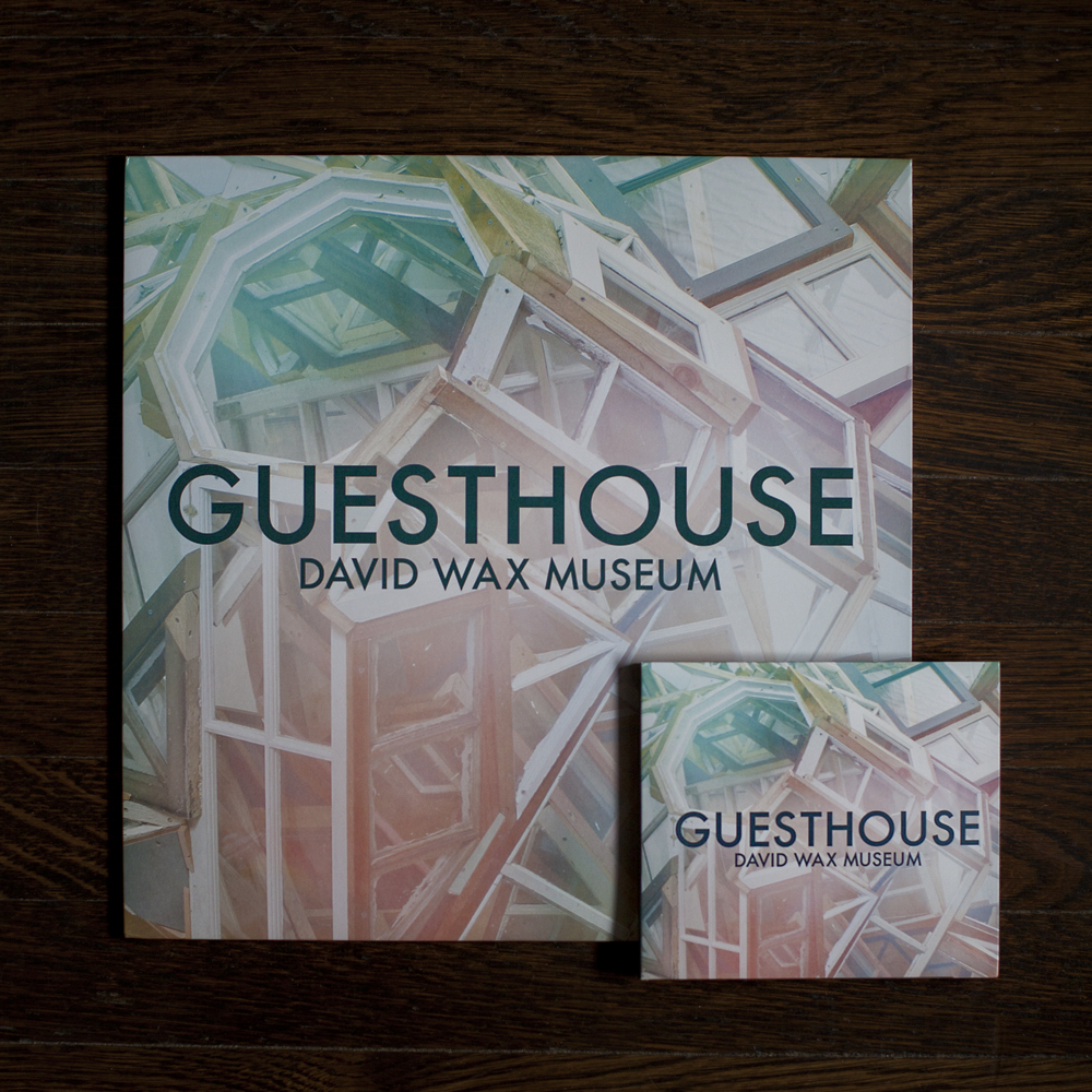 Guesthouse, David Wax Museum - Todd Roeth