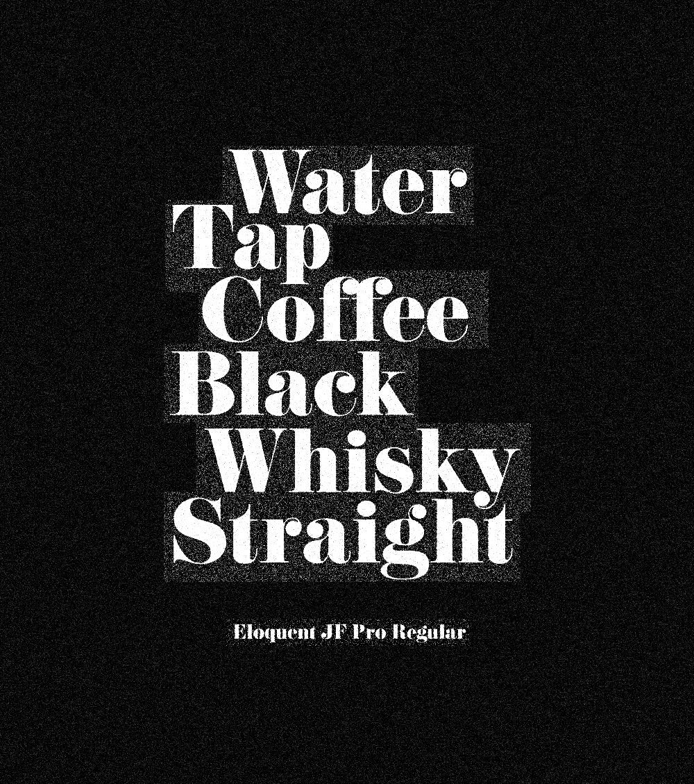 What I Drink - Todd Roeth