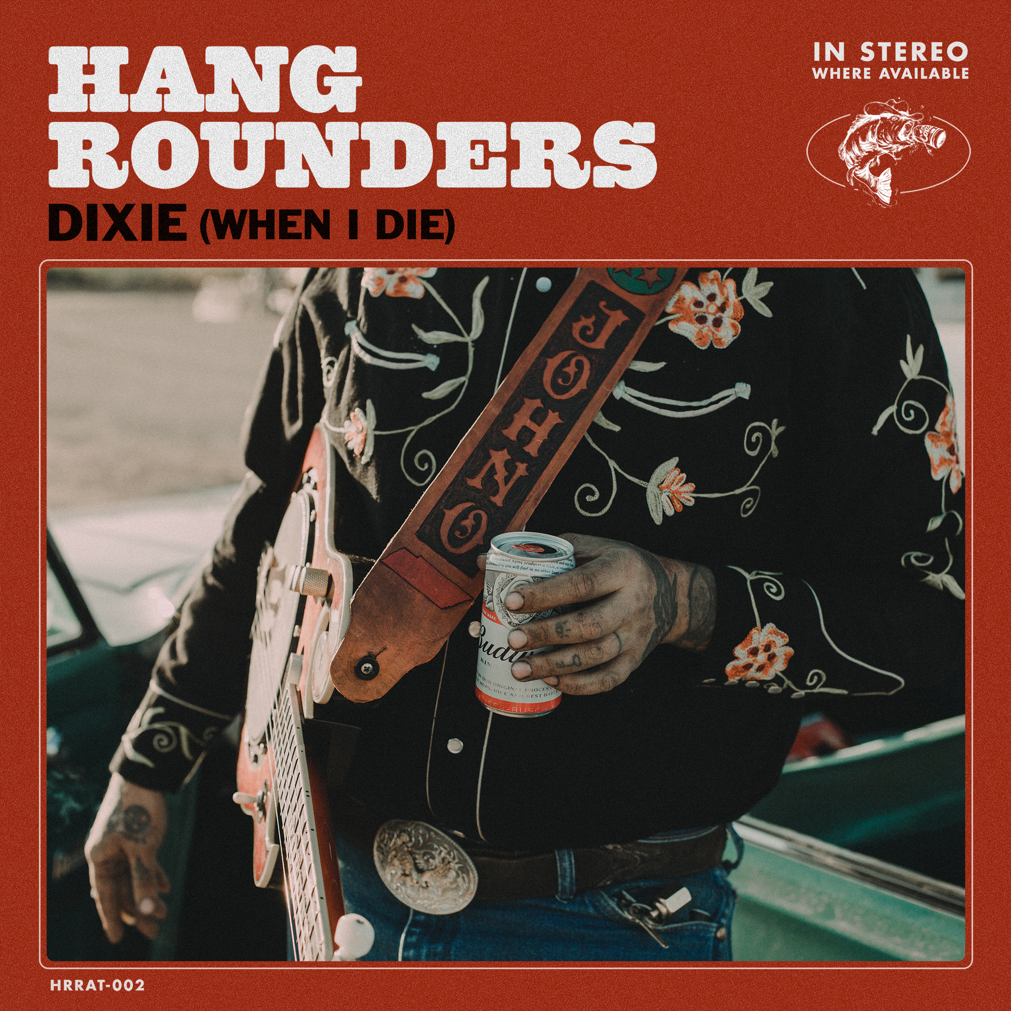 Hang Rounders Single Artwork - Todd Roeth
